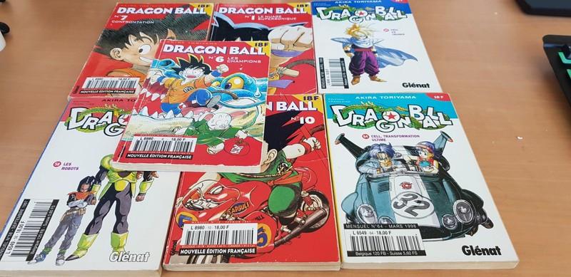 Image article Manga Dragon Ball 1999