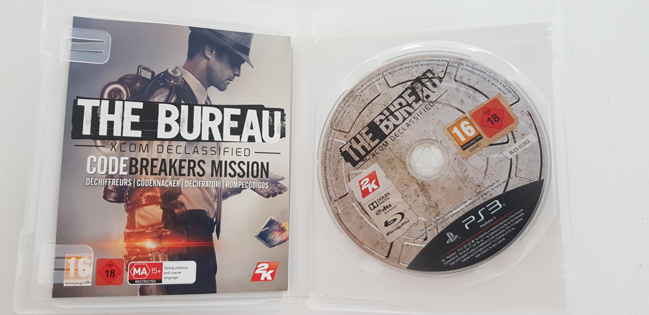 Image article The Bureau PlayStation3