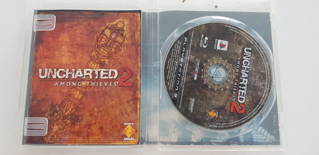 Image article Uncharted 2 PlayStation3
