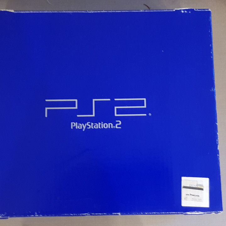 Image article Console Playstation 2 en boite