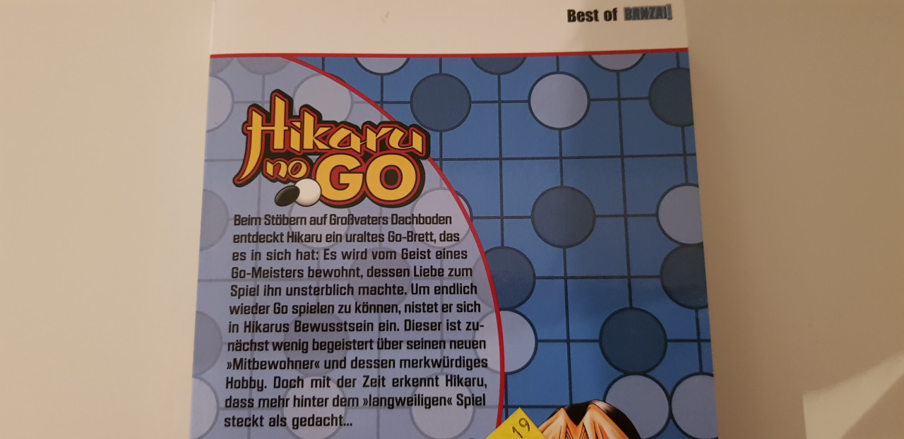 Image article Hikaru no go tome 13