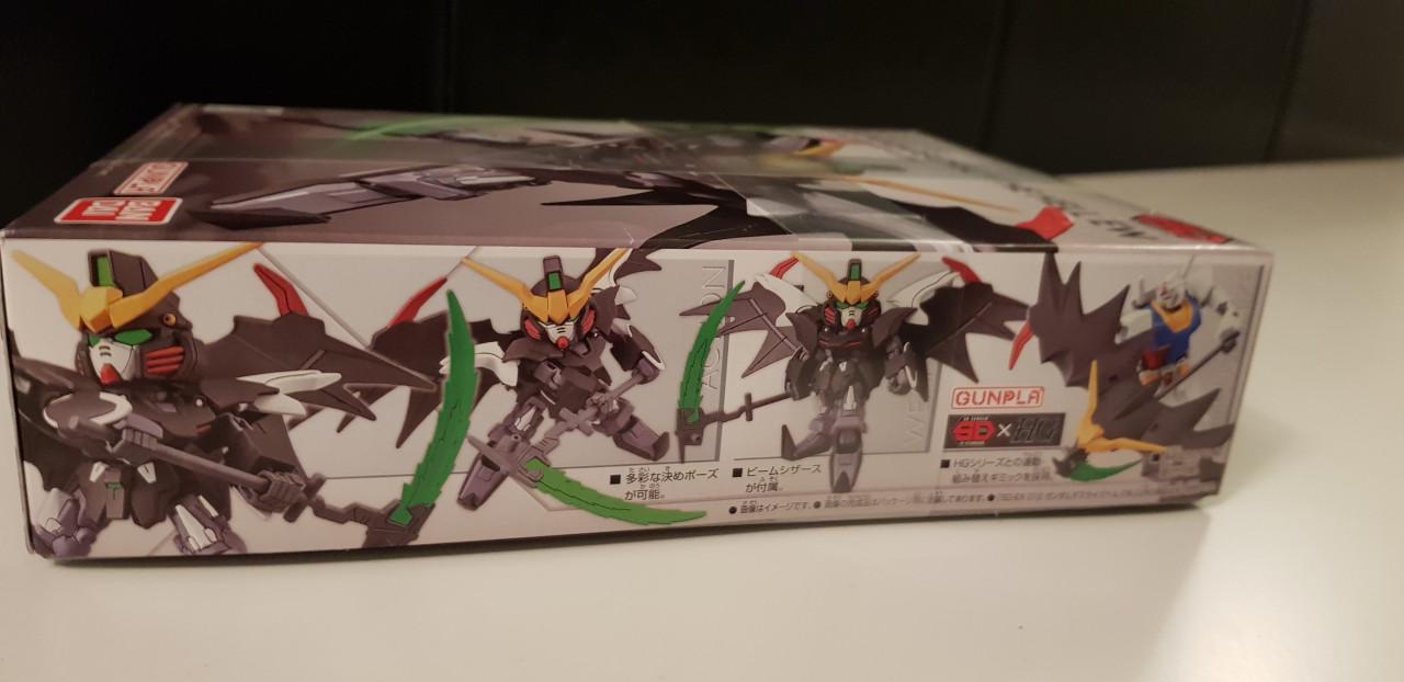 Image article Gundam deathscythe neuf