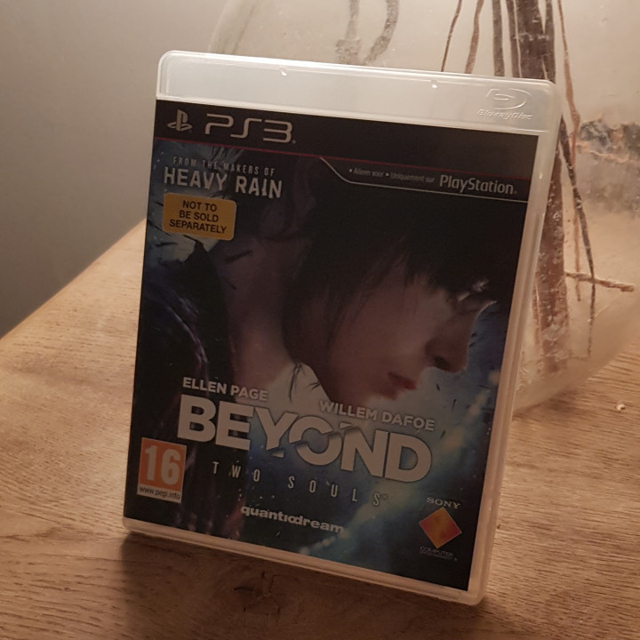 Image article Beyond two souls ps3