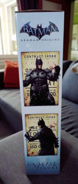Image article Neca Batman Arkham origins 45cm