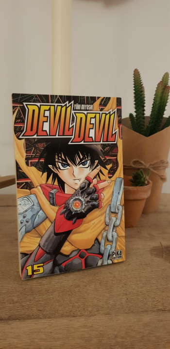 Image article Devil Devil tome 15