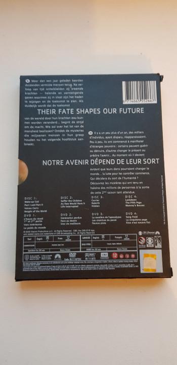 Image article Les 4400 saison 2 DVD