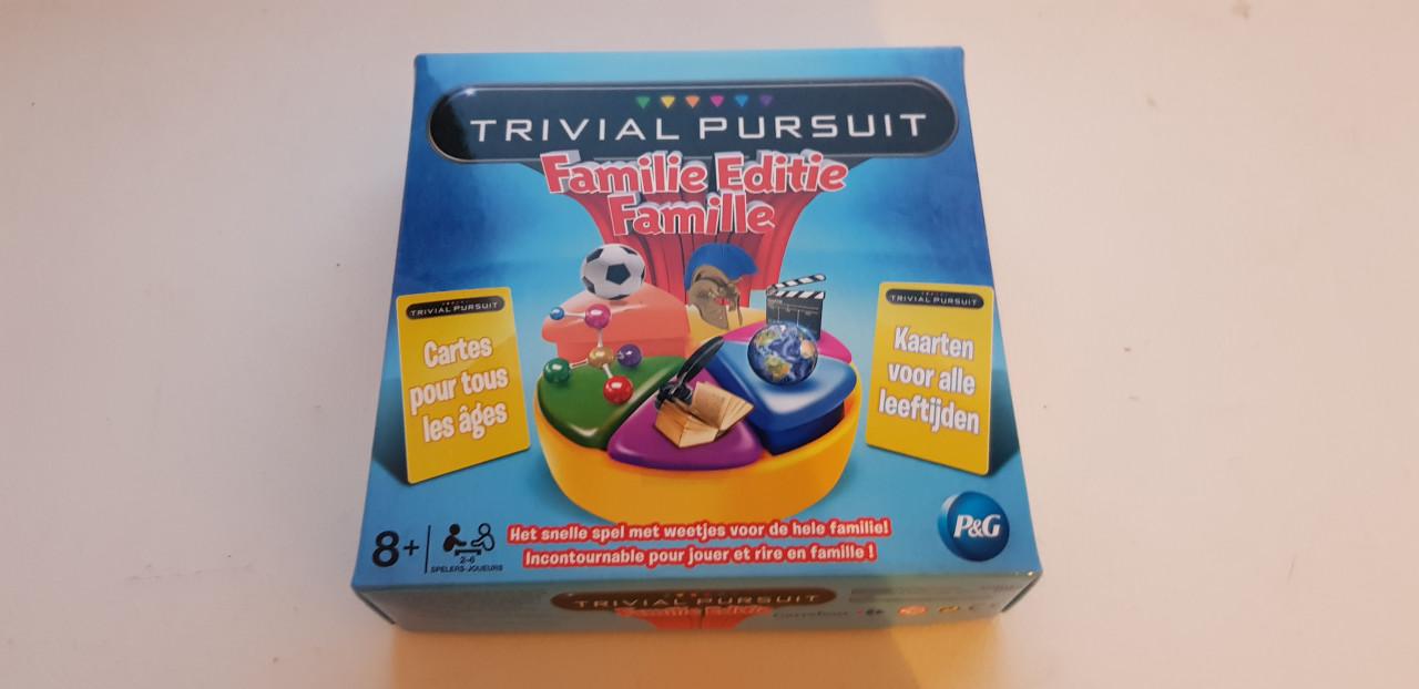 Image article Trivial pursuit