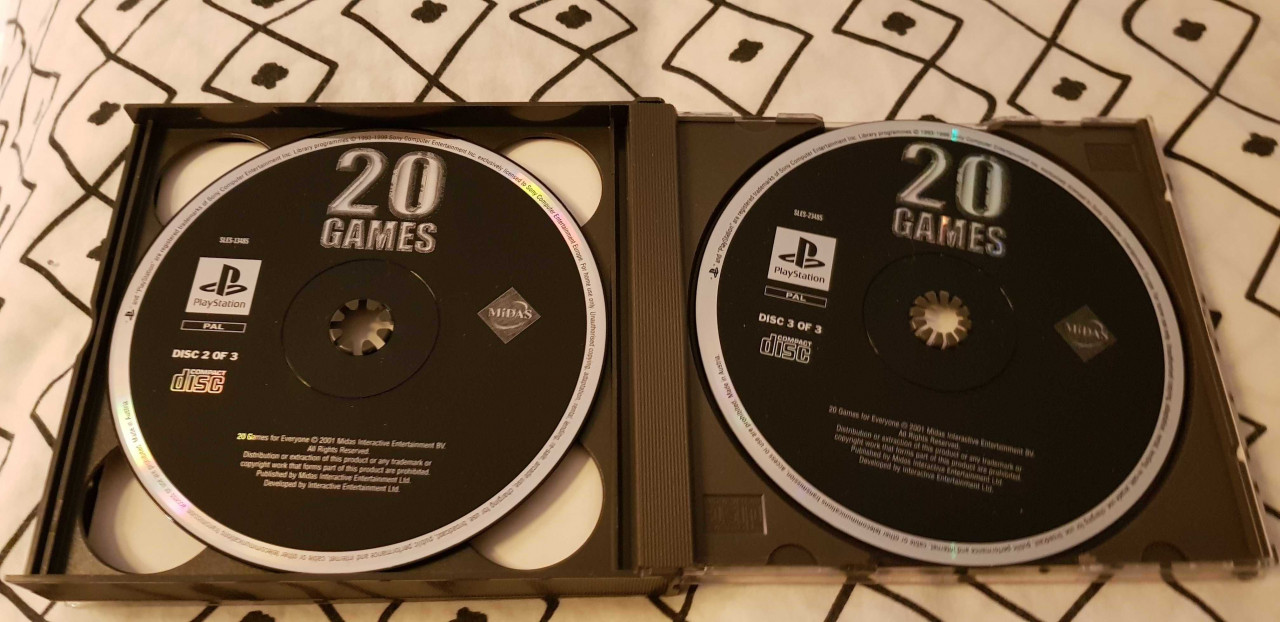 Image article 20 Familly games compendium ps1