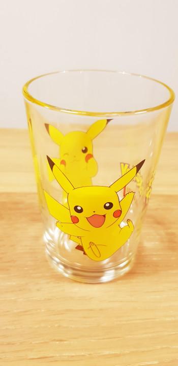 Image article Verre pokemon original Pikachu