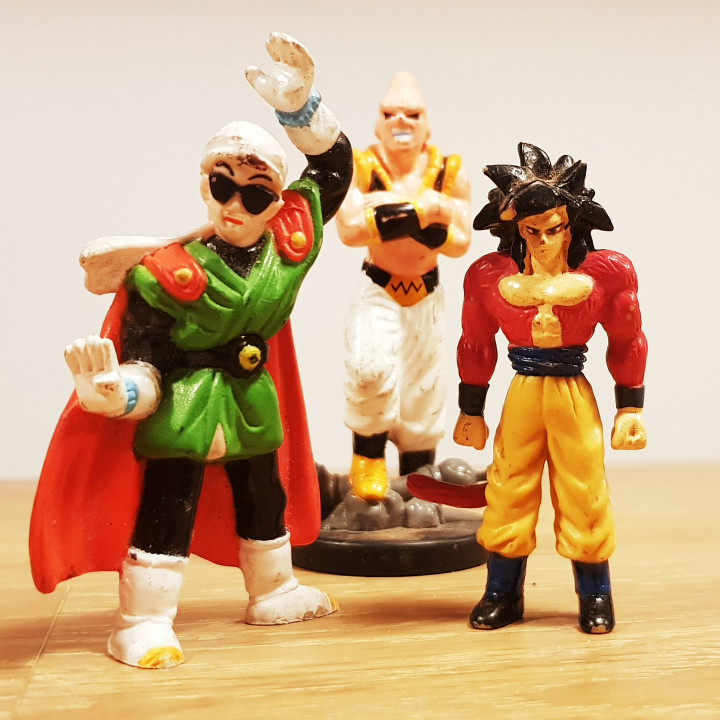 Image article Lot figurines Dragonball Z