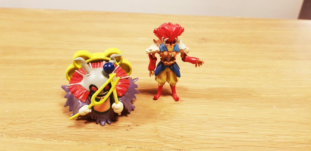 Image article Lot figurines yugiho