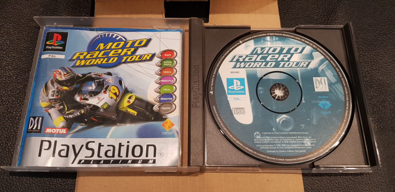 Image article Moto racer world tour ps1