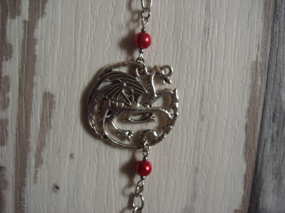 Image article Bracelet pour geek dans l'esprit de game of thrones