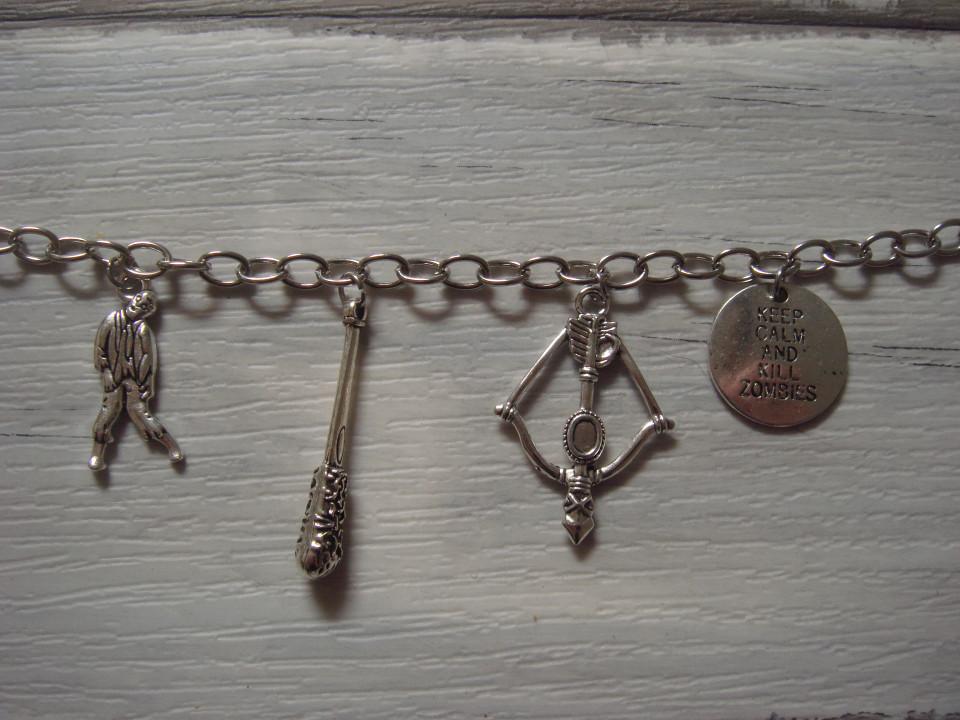 Image article Bracelet dans l'esprit de Walking Dead