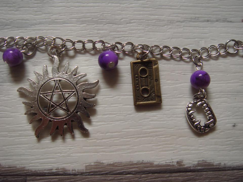 Image article Bracelet dans l'esprit de supernatural