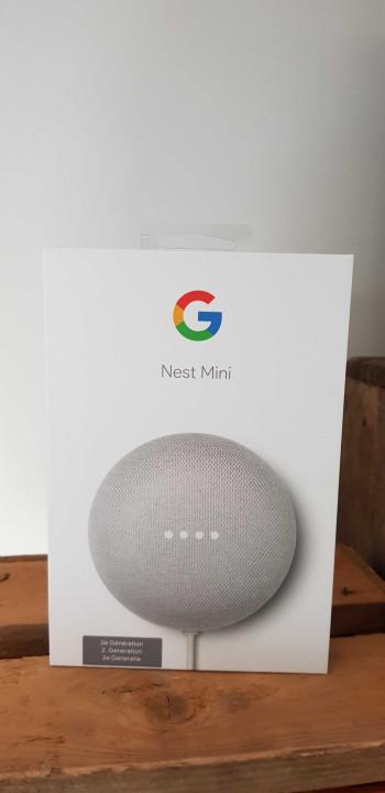 Image article Google Nest Mini