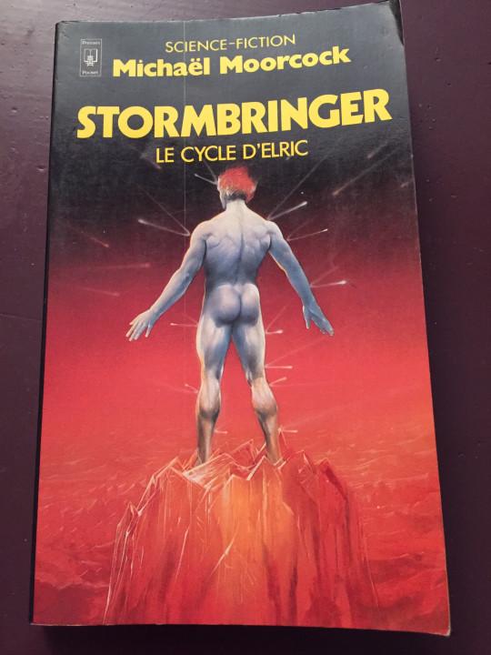 Image article Stormbringer - Le cycle d'Elric