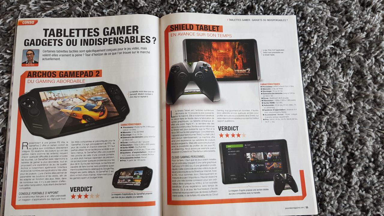 Image article Jeuxvideo Magazine Noel 2014