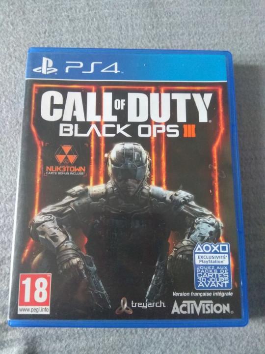 Image article Call of Duty : Black Ops III