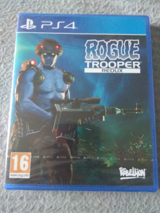 Image article Rogue trooper redux