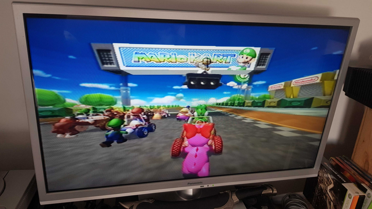 Image article Mario kart double dash GC