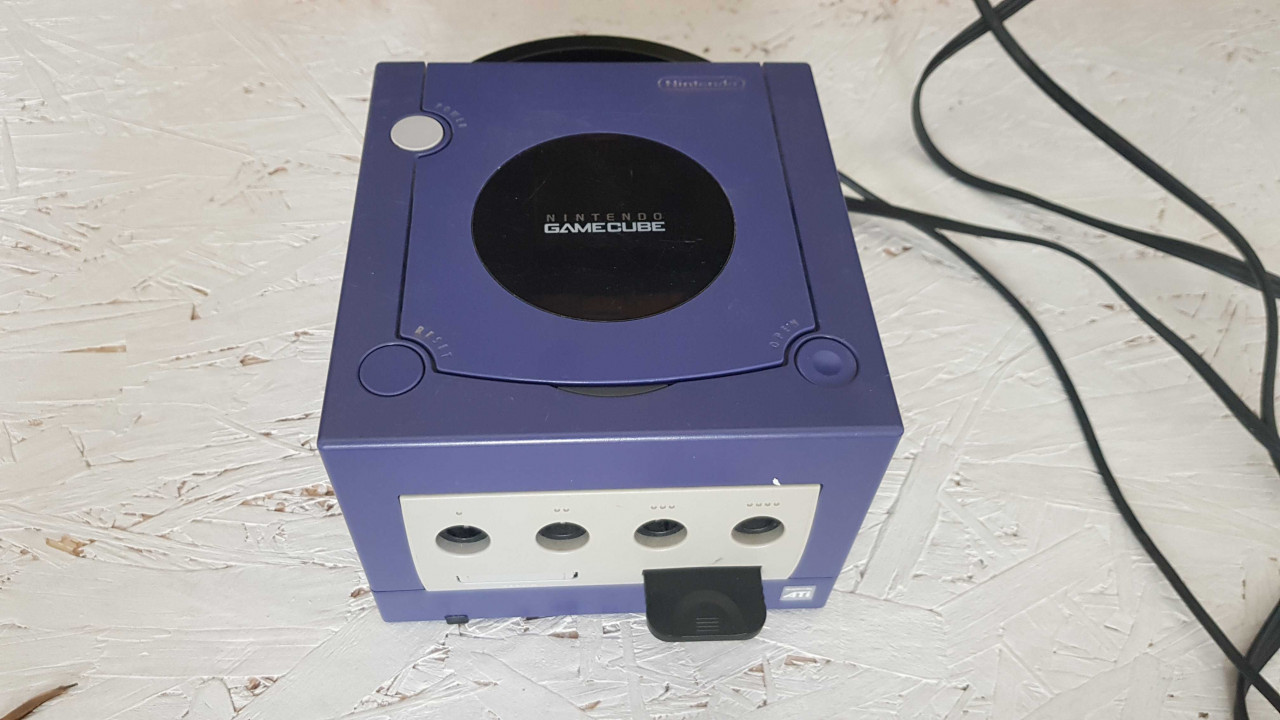 Image article Console Game Cube