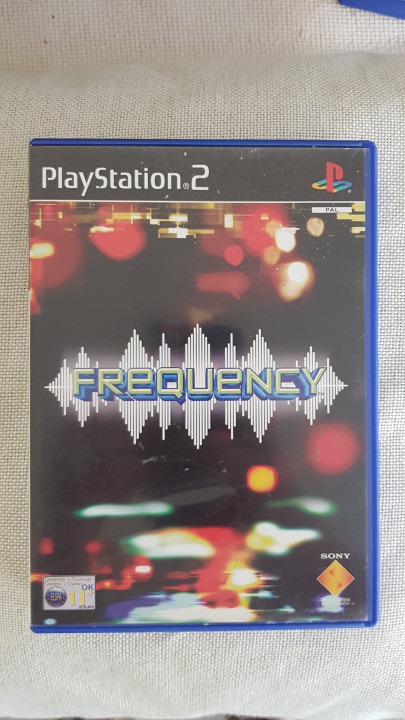 Image article Frequency ps2