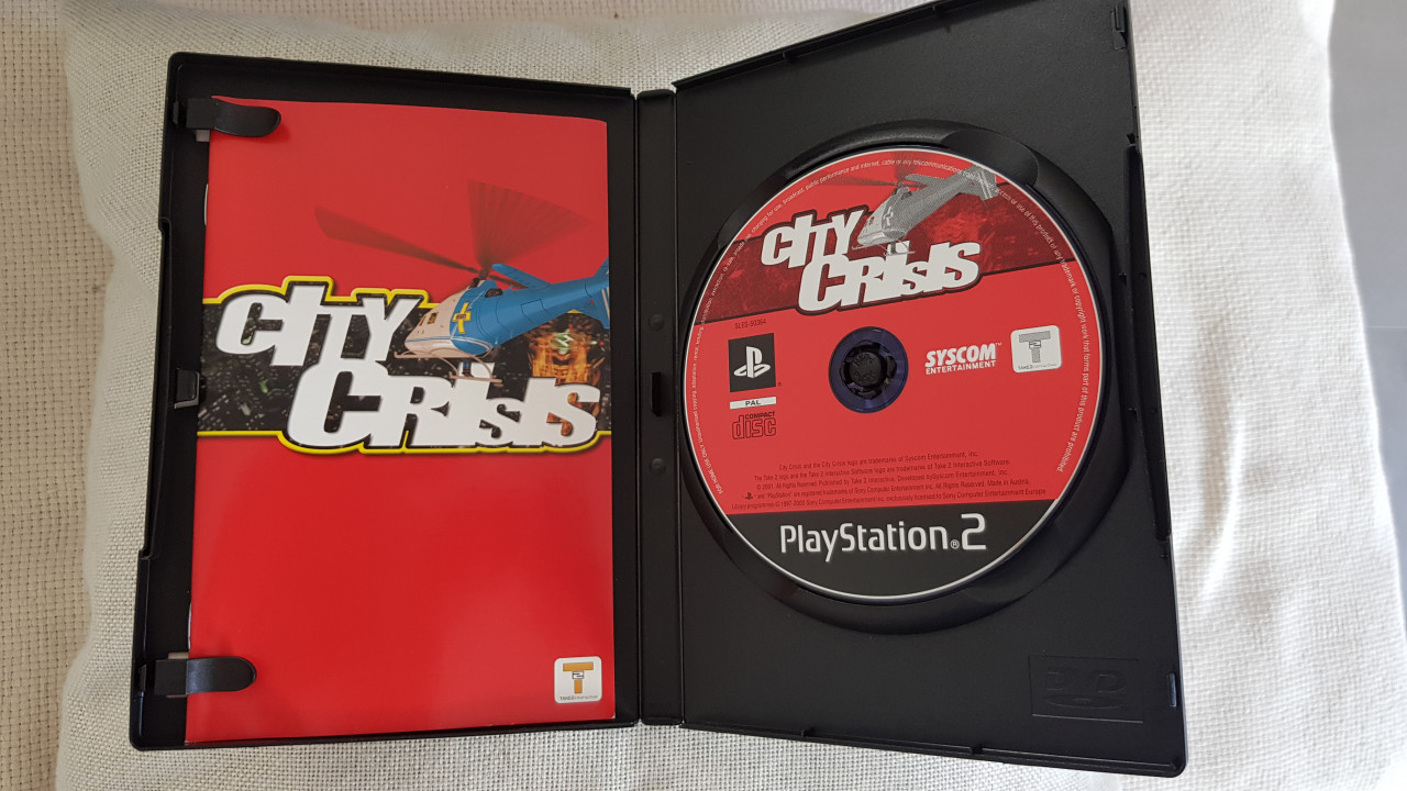Image article City crisis ps2