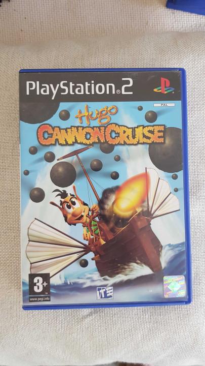 Image article Hugo Cannon cruise ps2
