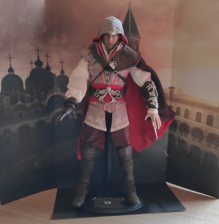Image article Hot Toys - Assassin's Creed II - Ezio