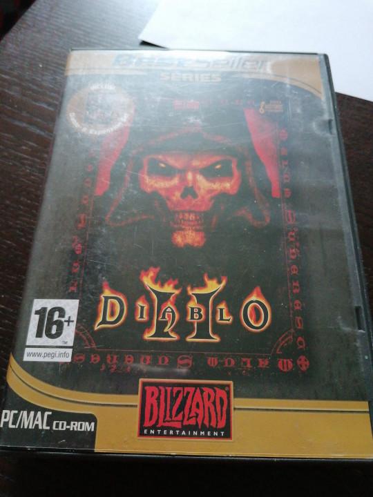 Image article Diablo 2 + extension PC