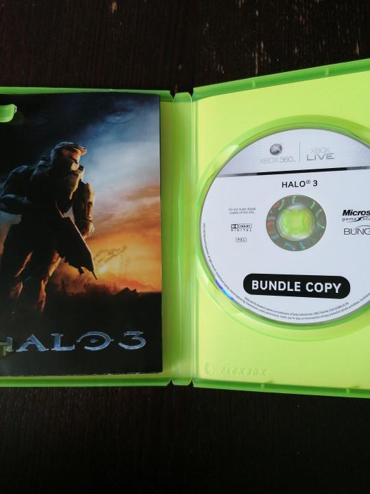Image article Halo 3 Xbox 360 bundle copy