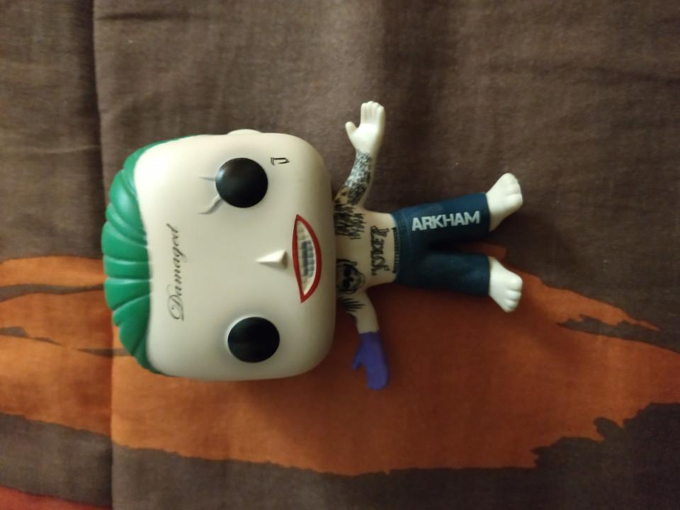 Image article Figurine Joker Suicide Squad