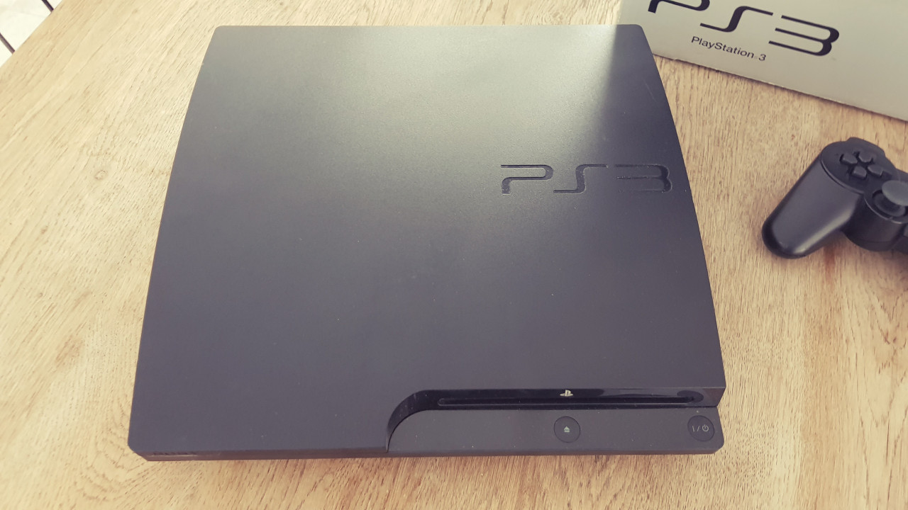 Image article Console ps3 320Go