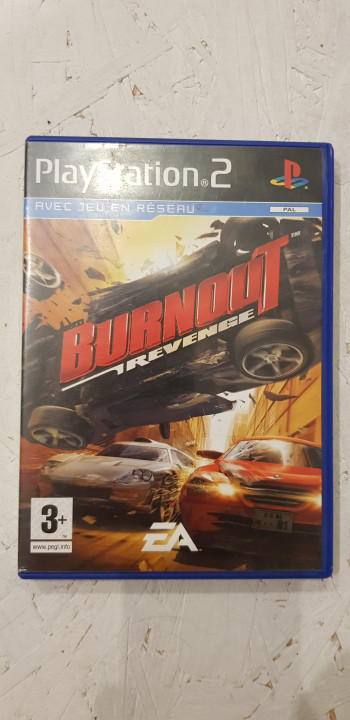 Image article Burnout revenge ps2