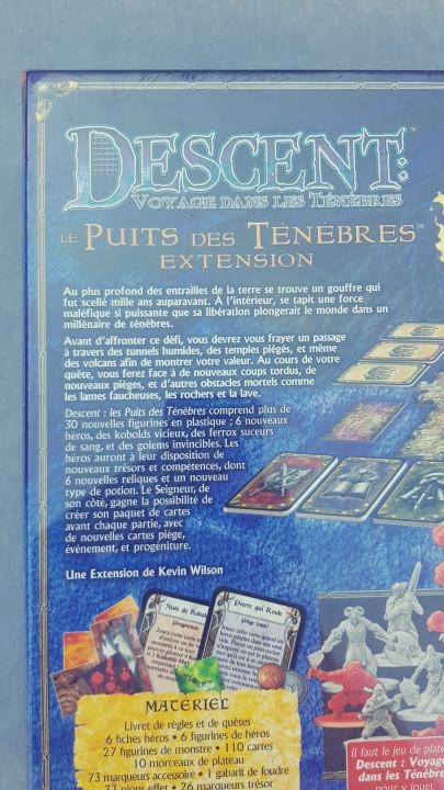 Image article Descent voyage dans les ténèbres 2 Extensions