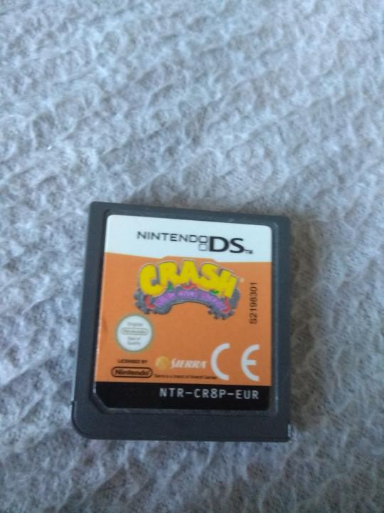 Image article Nintendo - DS - Crash : Génération Mutant