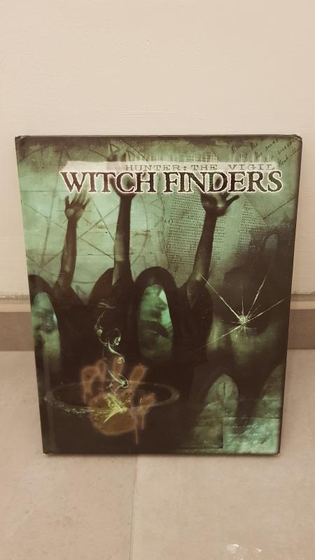 Image article Witch finders (anglais)