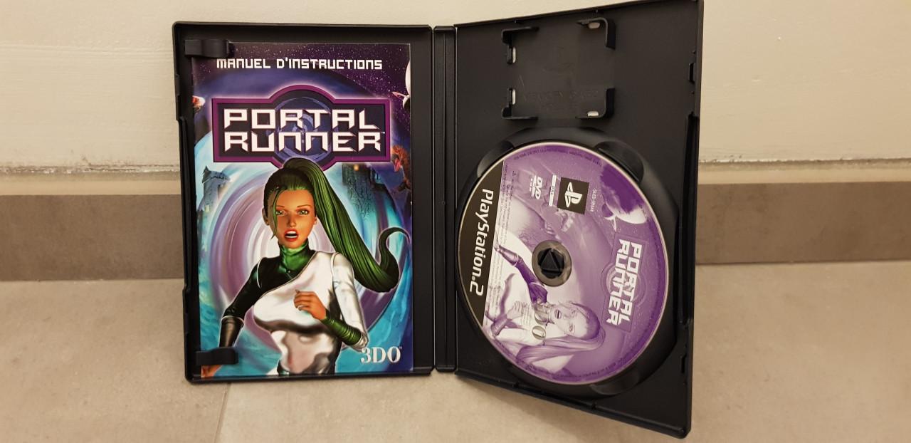 Image article Portal Runner ps2
