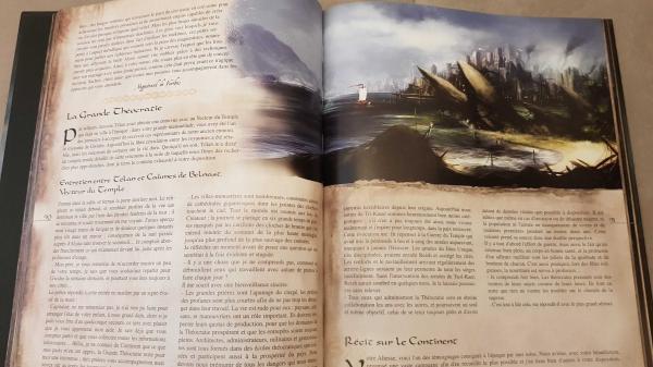 Image article Les Ombres d'Esteren - Livre 1. Univers