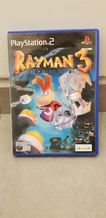 Image article Rayman 3 ps2