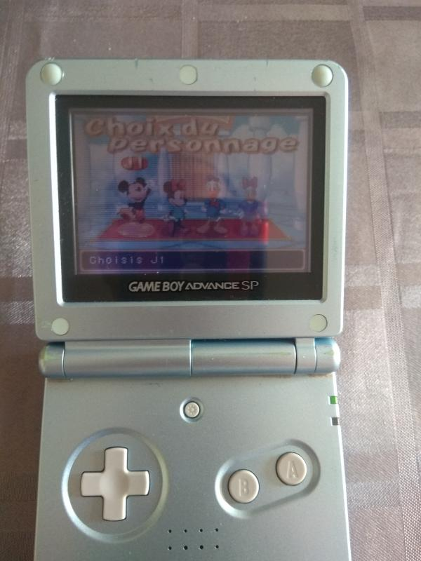 Image article Nintendo - Game Boy Advance - Disney's party