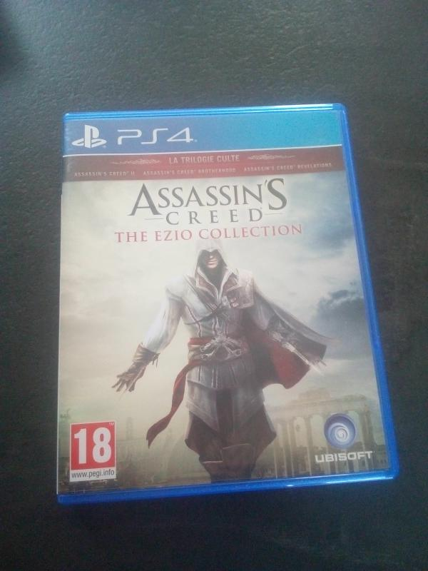 Image article Assasin's Creed Ezio Collection