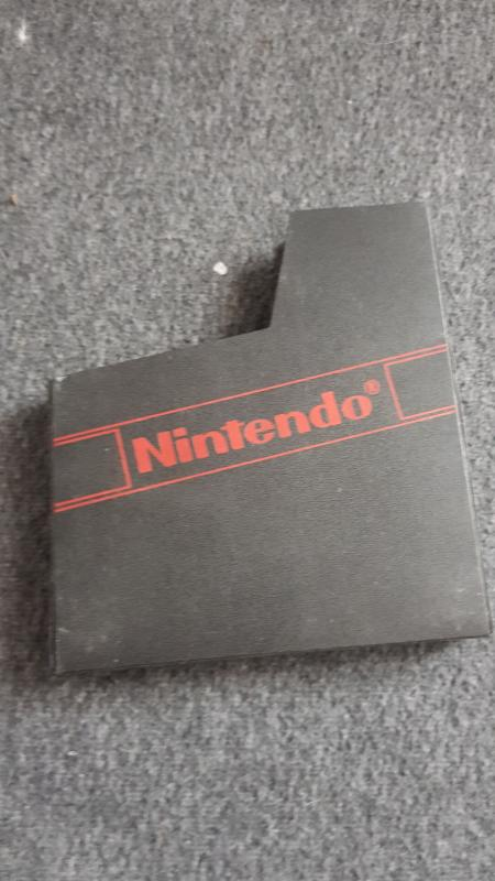 Image article Pochette officiel nintendo