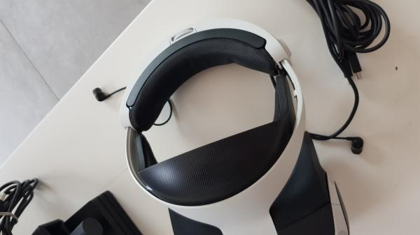 Image article Casque VR ps4