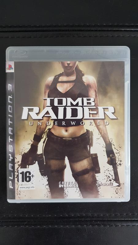 Image article Tomb raider underworld ps3