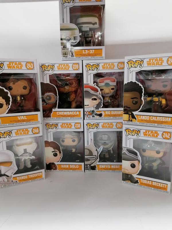 Image article Figurines Pop neuves