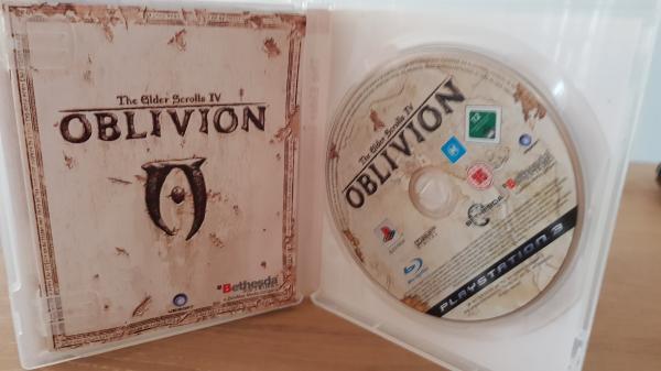 Image article Oblivion ps3