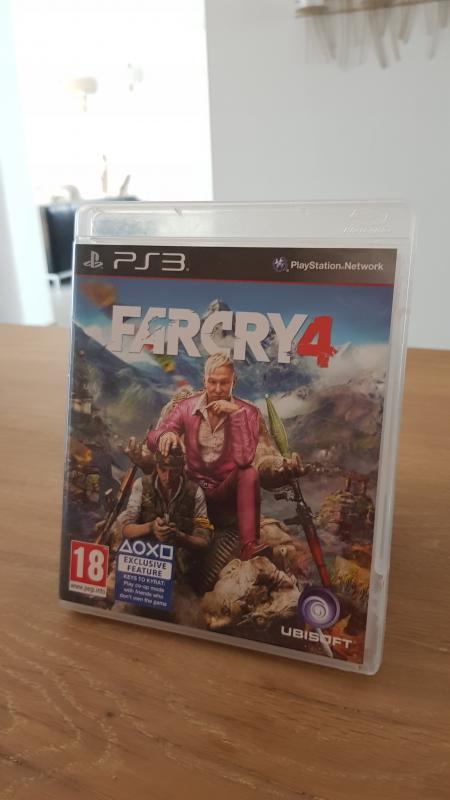Image article Farcry 4 ps3