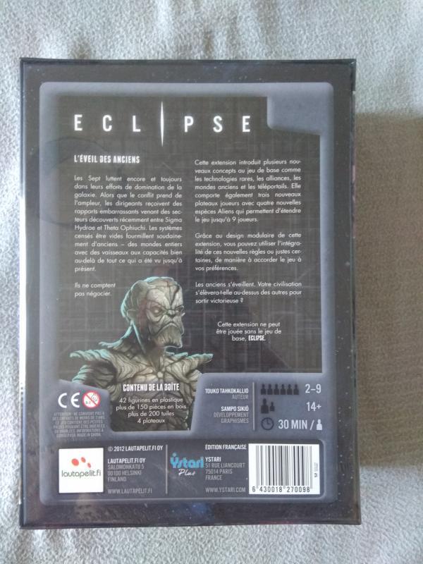 Image article Eclipse - L'éveil des anciens - Expansion